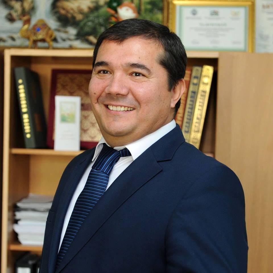 Беруний Султонович АЛИМОВ
